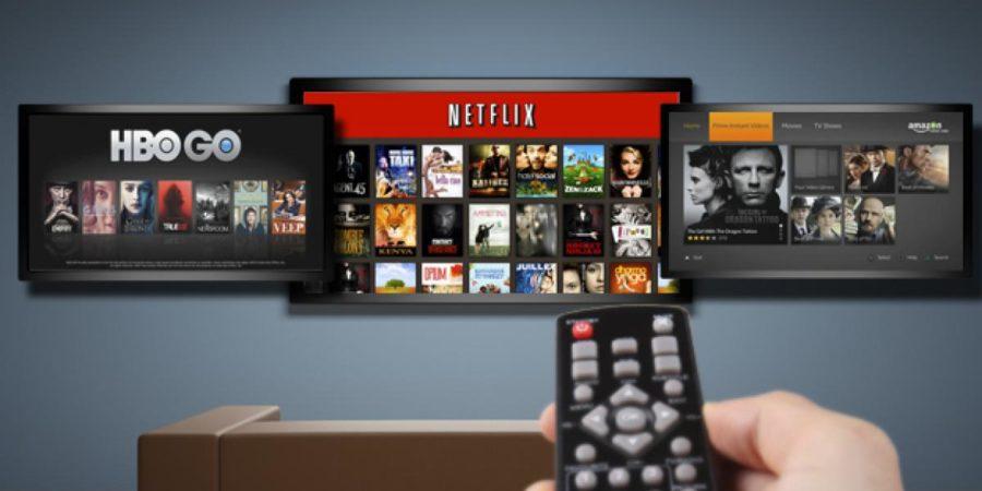 Netflix, HBO y Amazon Prime Video no dejan de crecer en España