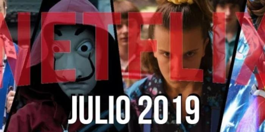 Netflix llega el mes de julio cargado de estrenos
