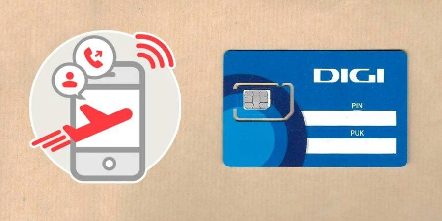 Digi cambia miles de tarjetas SIM falladas que no tenían roaming