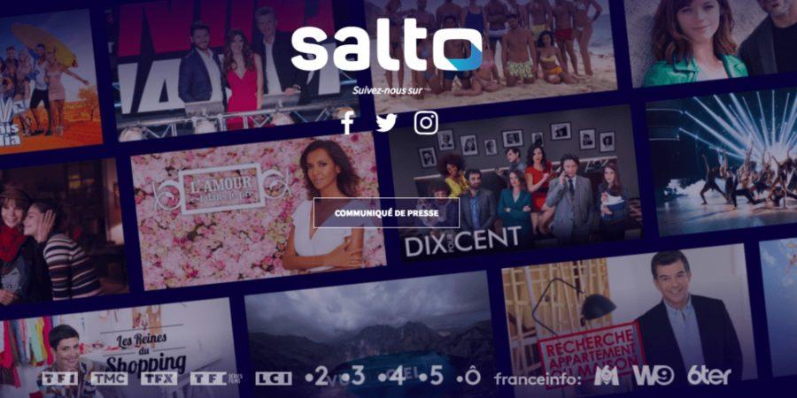 Salto, la OTT francesa que busca competir con Netflix, llegará en 2020