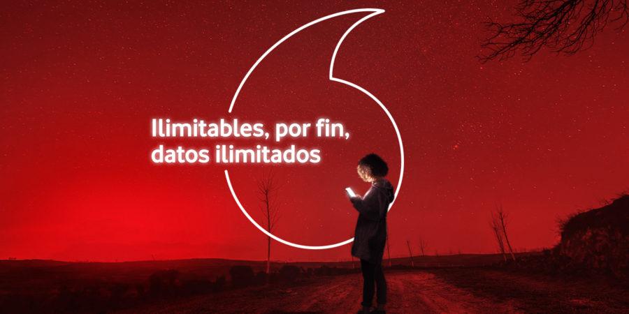 Vodafone crece 50% en agosto y ya tiene 1,5 millones de clientes ilimitados