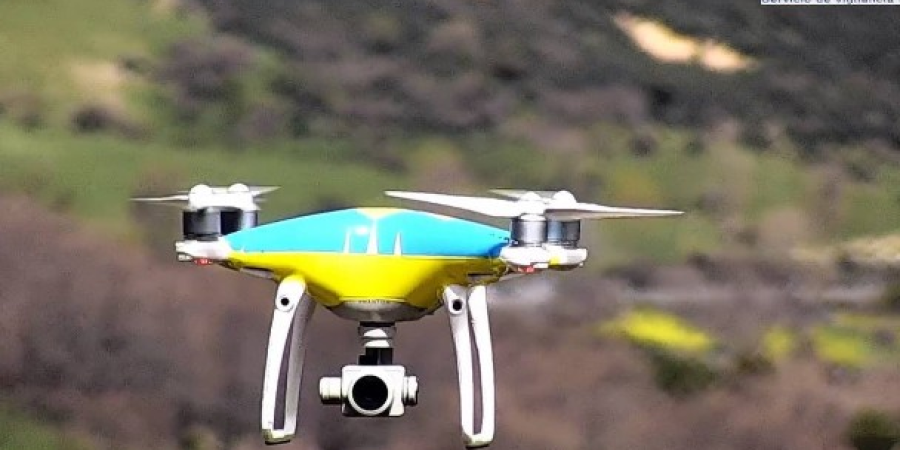 Los drones de la DGT podrán multarte