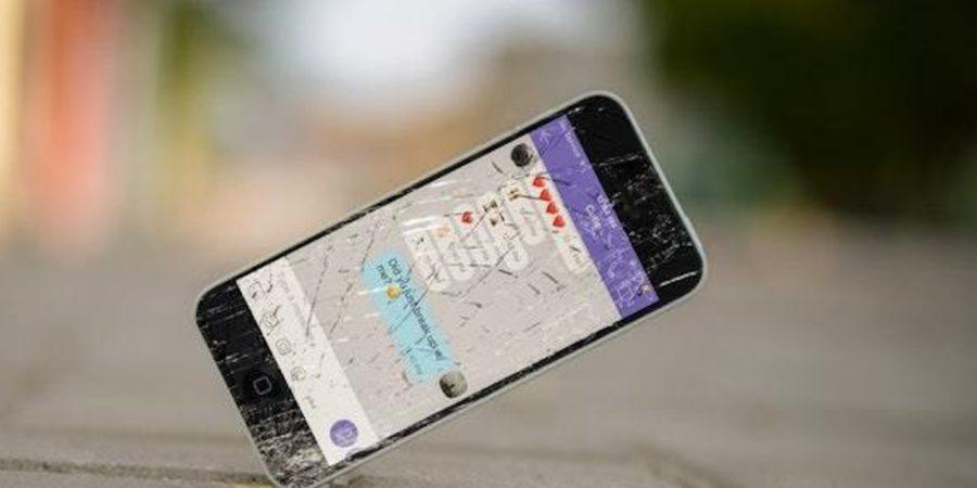 Casi la mitad de los usuarios no repara su móvil si sufre algún daño