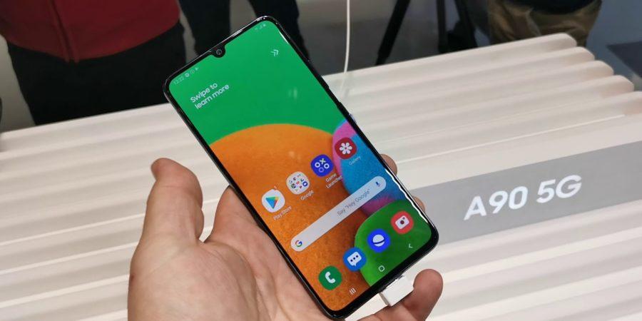 El Galaxy A90 5G es oficial y llega a España por 759 euros