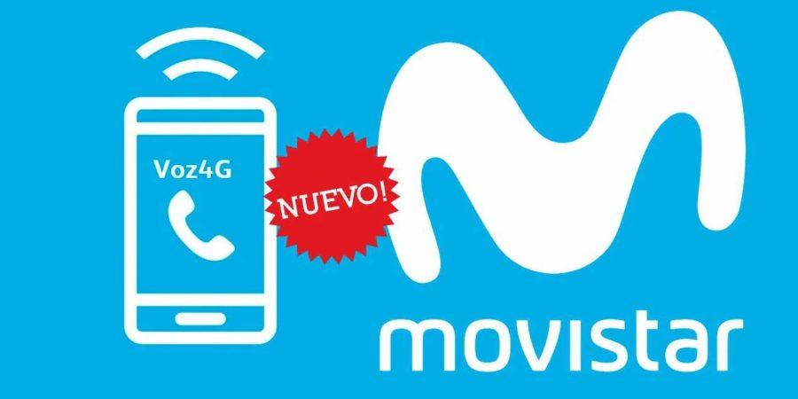 Voz 4G y Voz WiFi de Movistar ya tienen fecha de lanzamiento