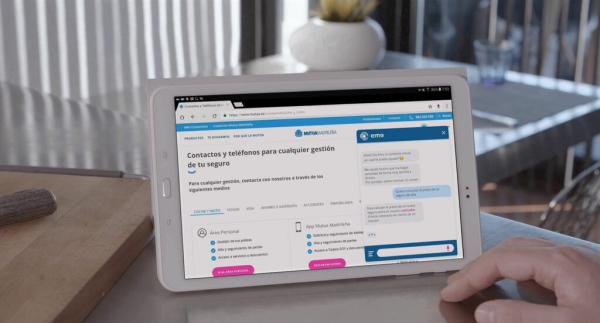 Mutua Madrileña pionera en el uso de un asistente virtual con Google Cloud