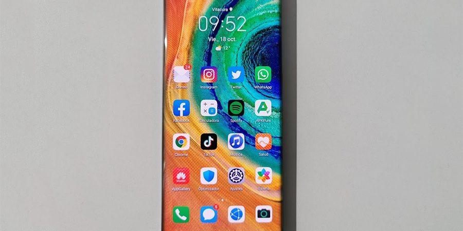 Huawei lanza los Mate 30 y Mate 30 Pro con 5G