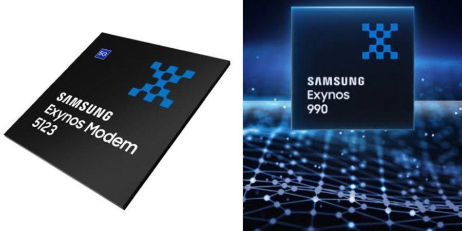 Samsung presenta los nuevos 5G Exynos Modem 5123 y Exynos 990