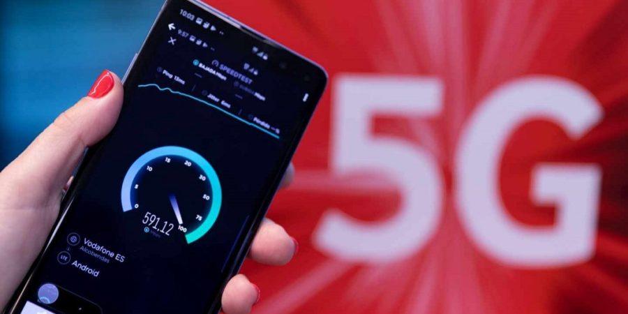 Vodafone ampliará su red 5G en España a 32 nuevas ciudades