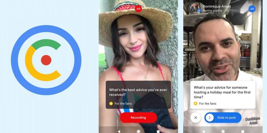 Google difunde Cameos, su app diseñada exclusivamente para famosos
