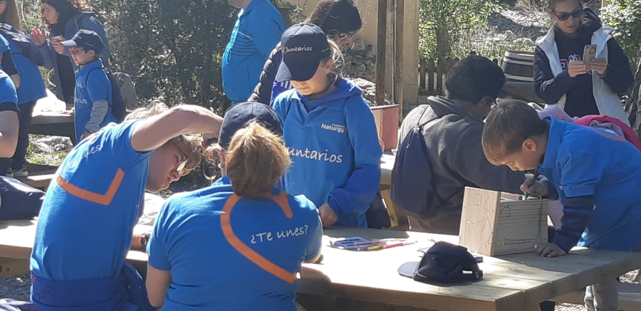 Fundación Naturgy recupera hábitats naturales gracias a sus voluntariados