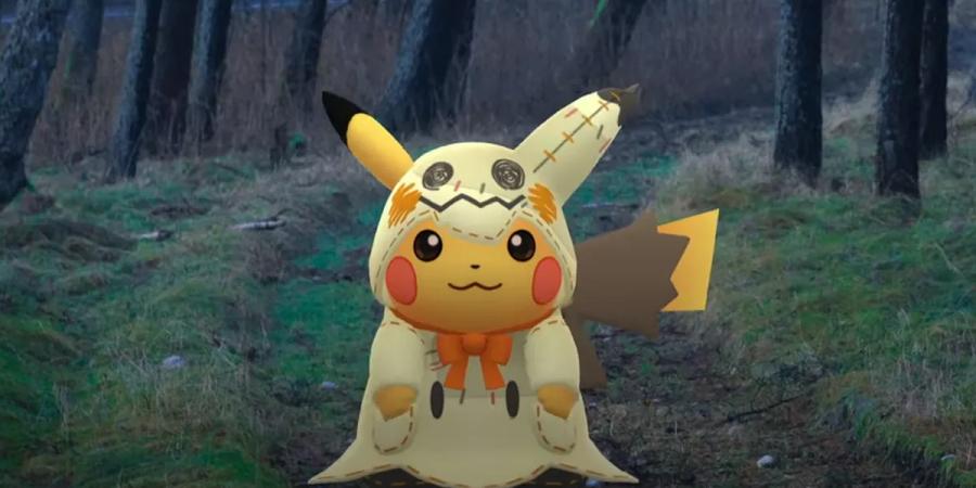 Pokémon Go celebrará Halloween con pokémon disfrazados