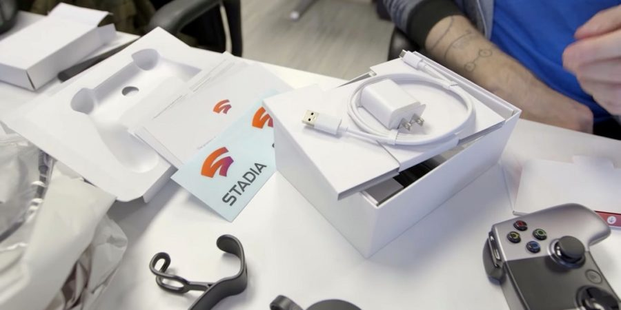 Google lanza oficialmente Stadia, su plataforma videojuegos en streaming