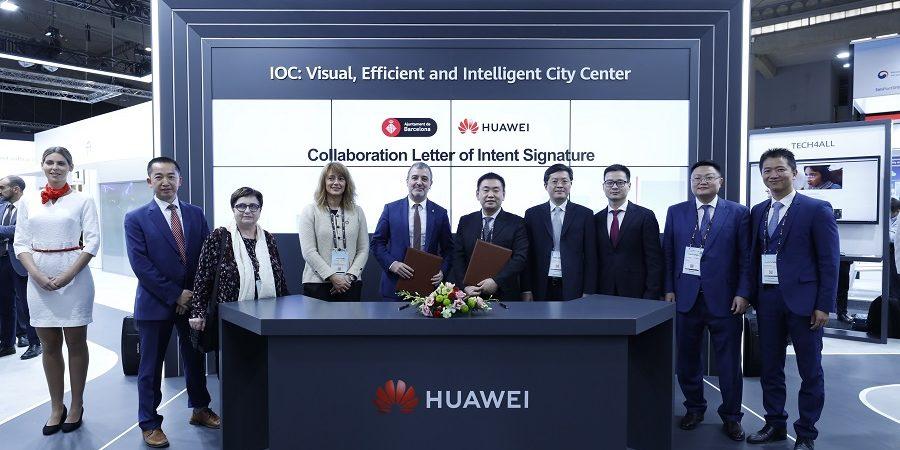Huawei abrirá una tienda de 1.000 metros cuadrados en Barcelona