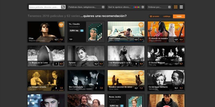 Huawei Video incorpora la aplicación de Filmin