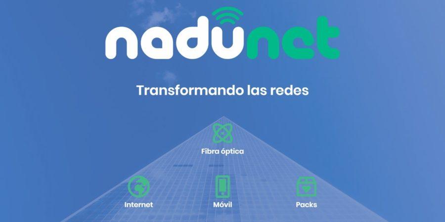 Nadunet anuncia una renovación de sus tarifas de hasta 25 euros