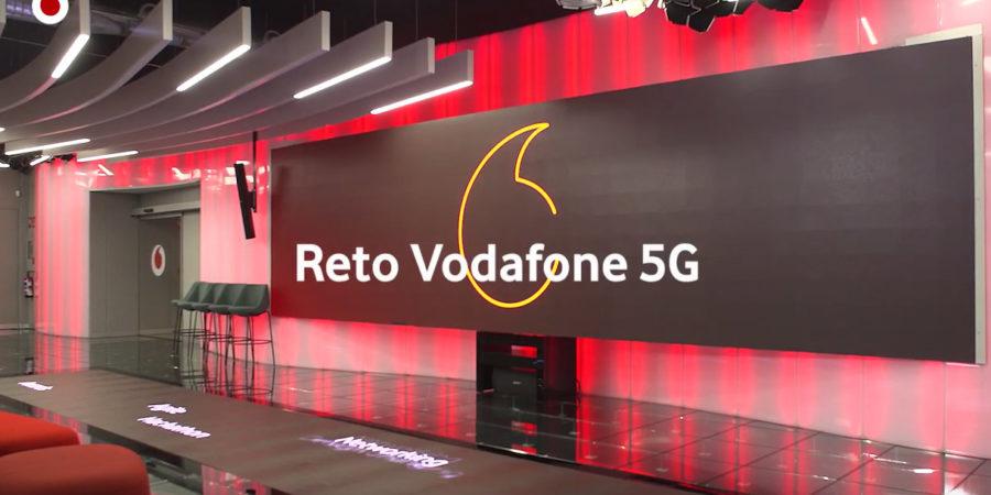 Vodafone España anuncia los ganadores de su Reto 5G