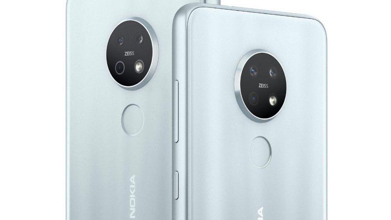 El Nokia 8.2 podría ser el primero de la marca con soporte 5G