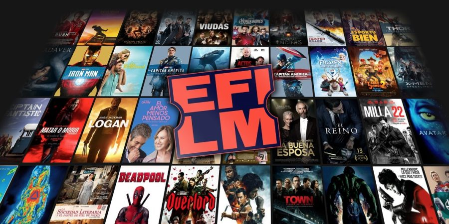 eFilm, así es el Netflix gratuito de las bibliotecas públicas