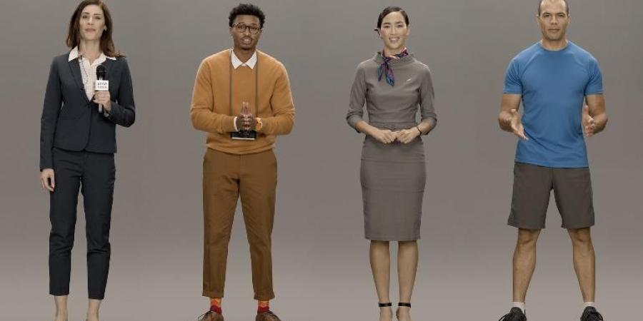 Samsung presenta su primer humano artificial en el CES 2020