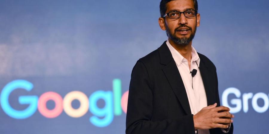 "Sundar Pichai: ""La inteligencia artificial debe ser regulada"""