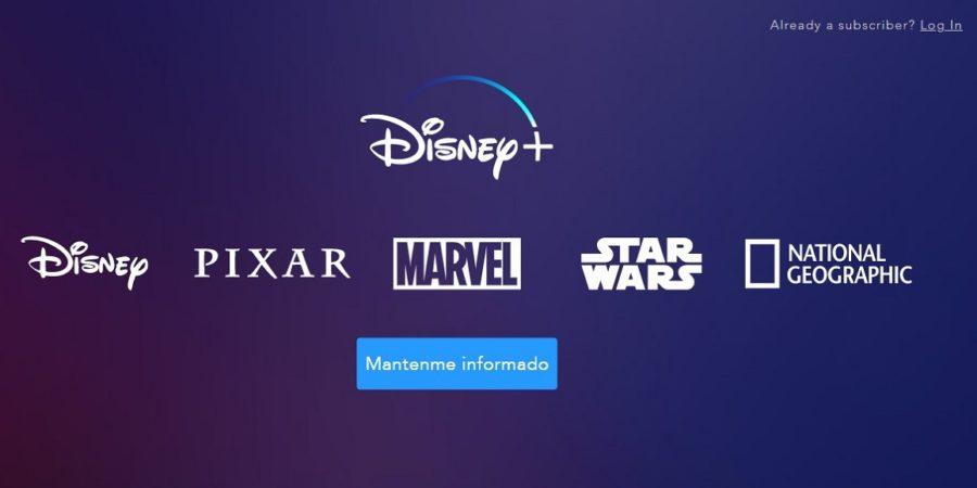 Disney+ agita su llegada a España con web y Twitter oficiales