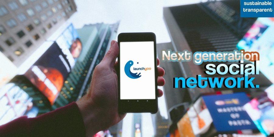 Así es Launchyoo, la red social de la próxima generación