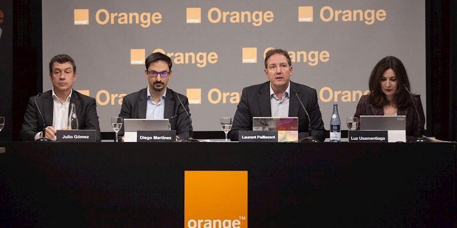 Los ingresos de Orange España bajan un 1,5% en 2019