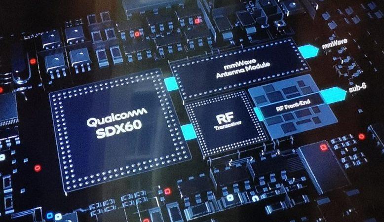 Qualcomm pone a prueba el nuevo módem X60 5G, ¿el del iPhone 12?