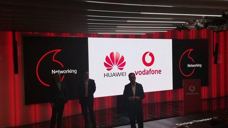 Vodafone realiza la primera llamada 100% 5G de Europa en Barcelona