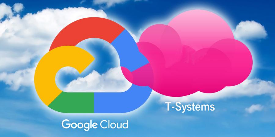 Alianza entre Google Cloud y T-Systems para impulsar la innovación en la nube