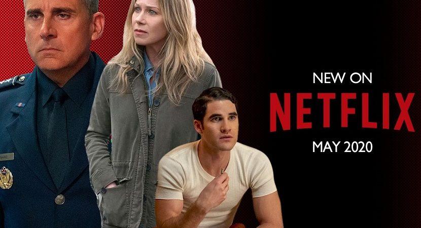 Novedades de Netflix España para mayo de 2020
