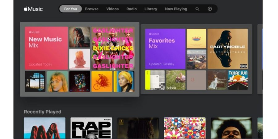 Los Smart TV de Samsung serán los primeros en disfrutar de Apple Music