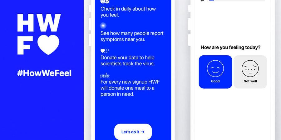 El CEO de Pinterest crea una 'app' de autodiagnóstico del COVID-19