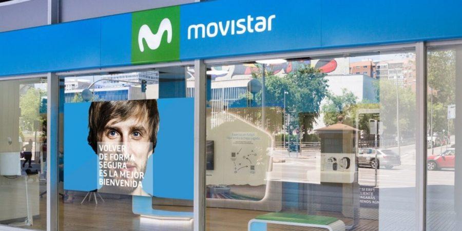 Movistar anuncia sus nuevos protocolos de seguridad en tiendas