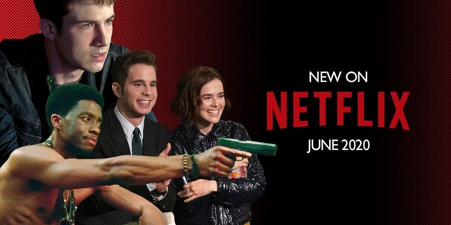 Novedades de Netflix España para junio de 2020