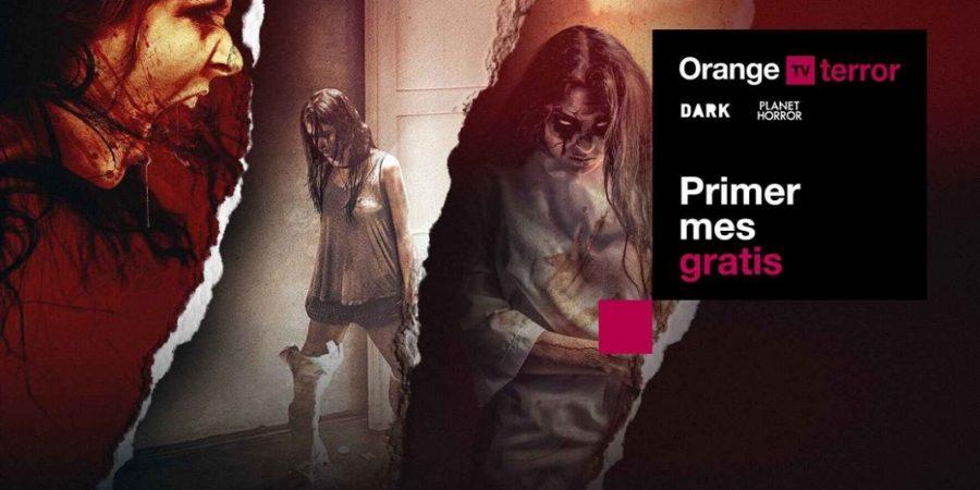 Orange TV lanza un nuevo paquete de Terror