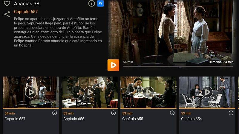 RTVE A la carta mejora su app para los Smart TV de Samsung
