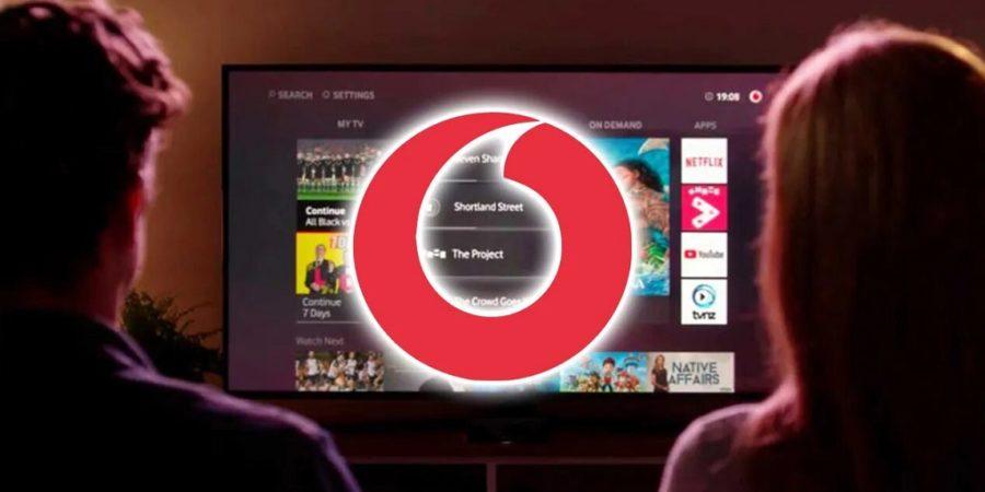 Vodafone TV baja el precio de Serielovers y actualiza Más Series
