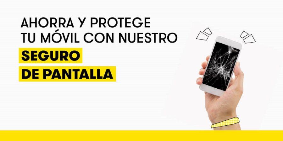 Grupo MásMóvil presenta un innovador seguro de pantalla para móviles