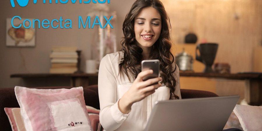 Movistar Conecta Max ya está disponible oficialmente