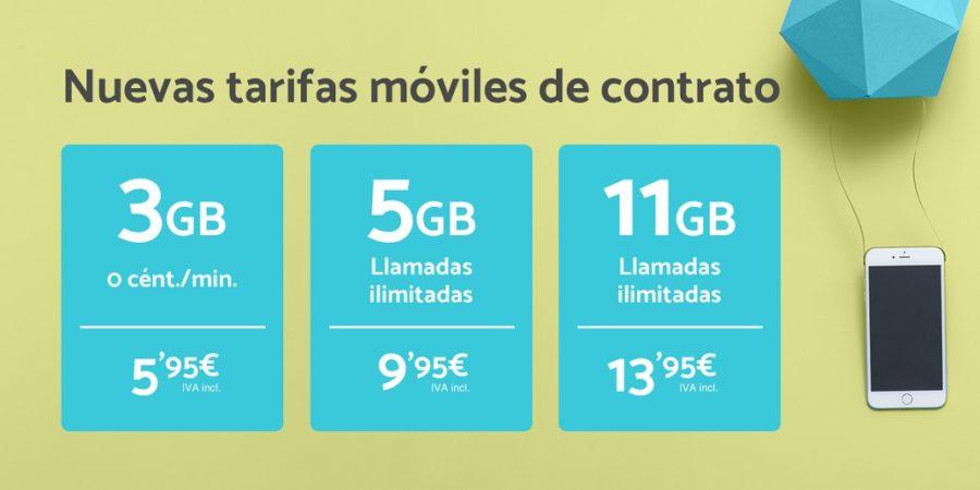 Tuenti presenta tarifas y opciones de migración de fibra a O2