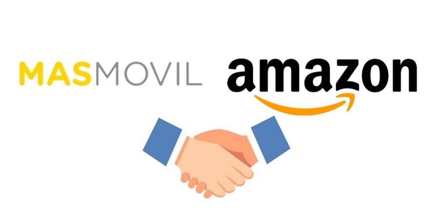 MásMóvil ofrecerá promociones exclusivas en Amazon