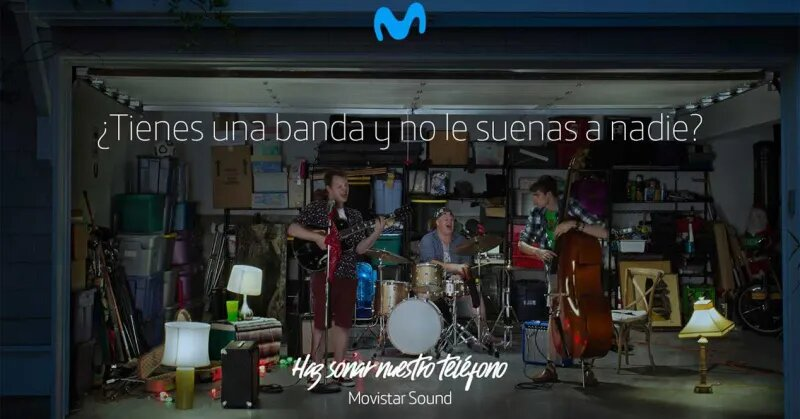 Movistar presenta Sound, su discográfica para producir música