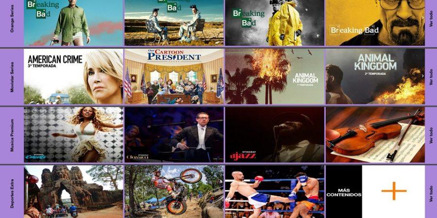 Orange TV ofrece el servicio bajo demanda COSMO ON de forma gratuita
