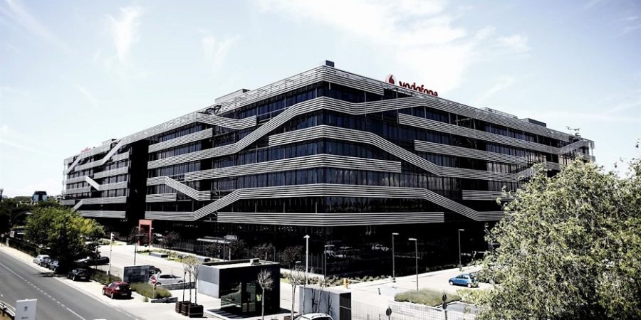 La red europea de Vodafone será 100% ecológica para 2021