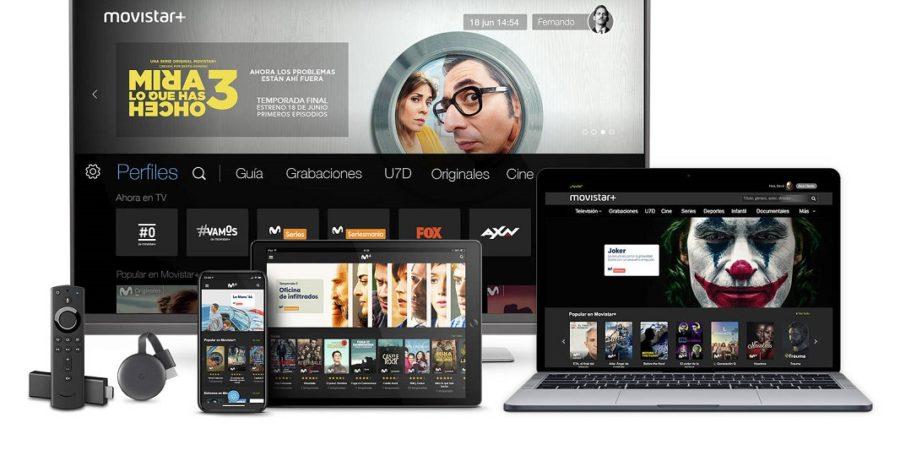 La app de Movistar+, por fin disponible en los Apple TV