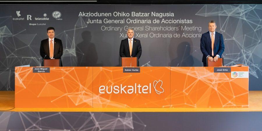 Euskaltel tendrá acceso a la fibra óptica de Adamo en toda España