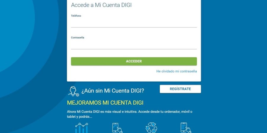Mi Cuenta Digi, la nueva app oficial de Digi Mobil