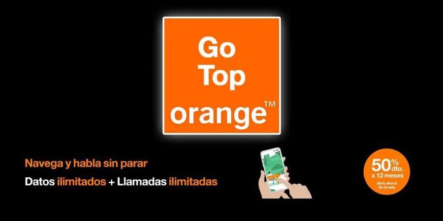 Orange anuncia una oferta de datos ilimitados al 50% durante un año